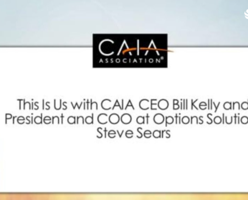 CAIA Interview
